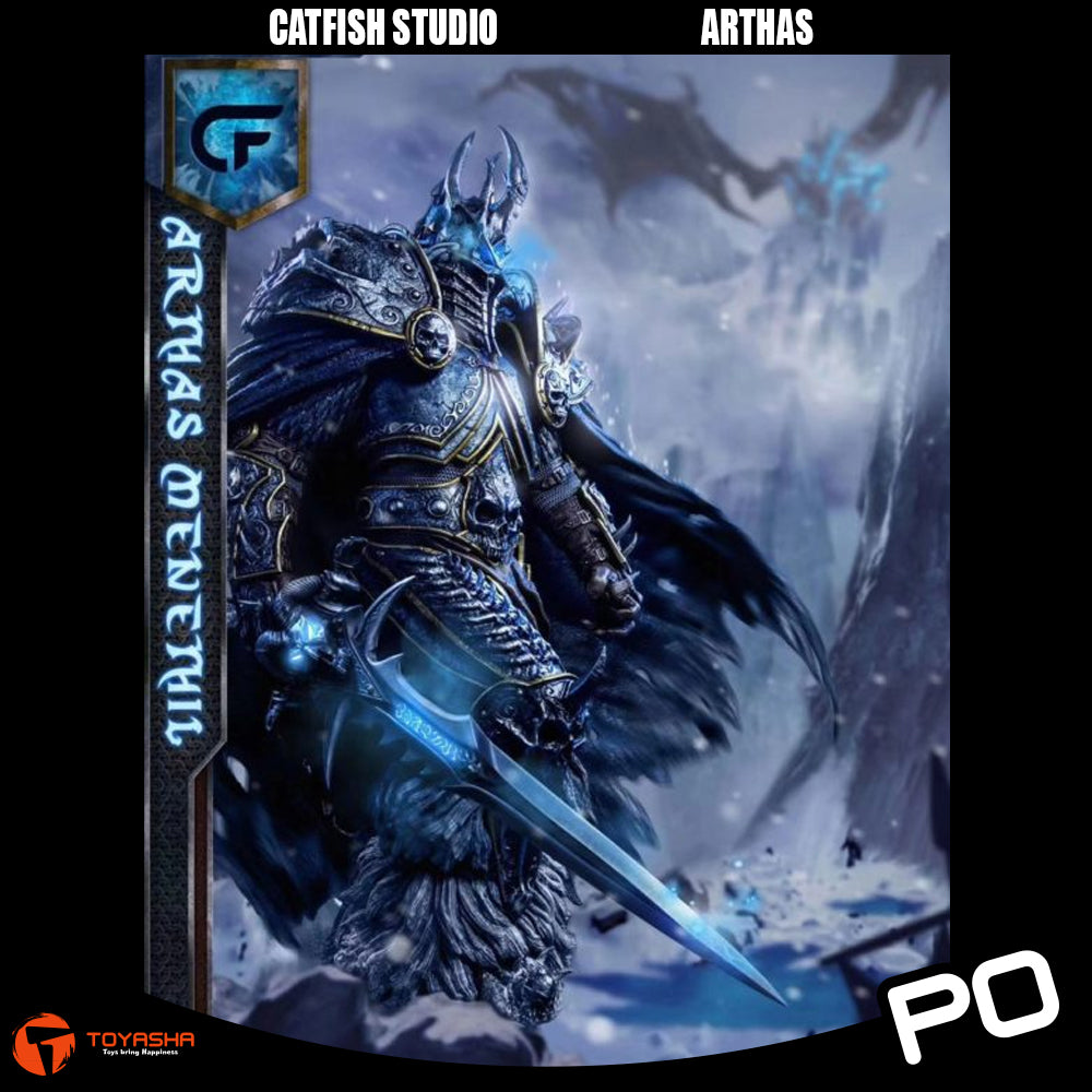 Catfish studio - Arthas