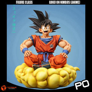 Figure Class - Son Goku on Nimbus (3 Versions)