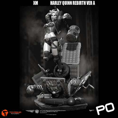 XM - Harley Quinn Rebirth Version A