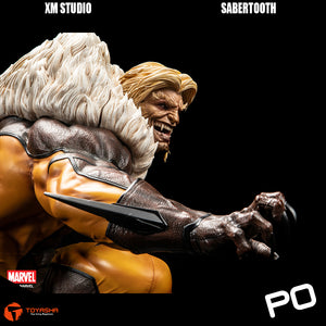 XM Studio - Sabertooth
