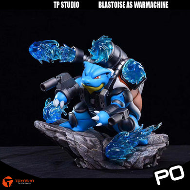 TP Studio - Blastoise as War Machine