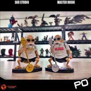 SKR Studio - Master Roshi ( Pink Version )