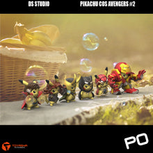 Load image into Gallery viewer, DS Studio - Pikachu Cross Avengers #2