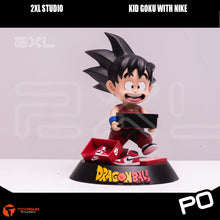 Load image into Gallery viewer, 2XL Studio - Kid Goku with Nike AJ (Original Outfit)
