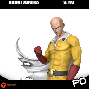 Legendary Collectibles - 1/4 Saitama ( One Punch Man)