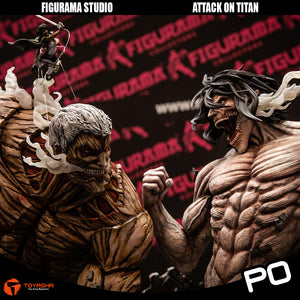 Figurama Studio - Attack on Titans