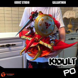 Kidult Studio - Gallantmon