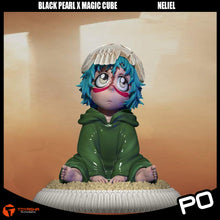 Load image into Gallery viewer, Black Pearl x Magic Cube - Neliel Tu