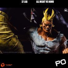 Load image into Gallery viewer, 37 Lab - All Might vs Nomu