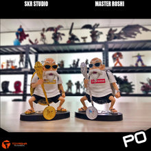 Load image into Gallery viewer, SKR Studio - Master Roshi ( Silver Version )