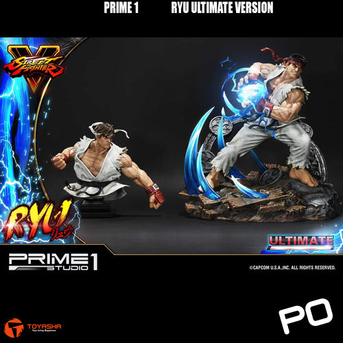 Prime 1 Studio - Ryu ( Ultimate Version )