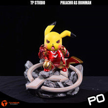 Load image into Gallery viewer, TP Studio - Pikachu as Ironman