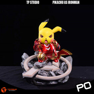 TP Studio - Pikachu as Ironman