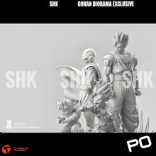 Load image into Gallery viewer, SHK - Gohan Diorama Exclusive