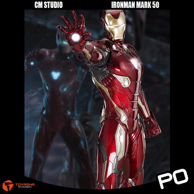 CM Studio - Ironman Mark L (50) 1/2 Scale