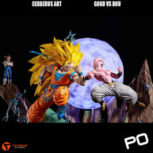 Load image into Gallery viewer, Cerberus Art - Goku vs Buu