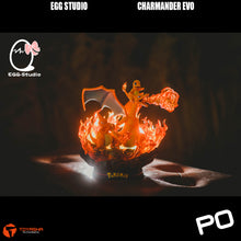 Load image into Gallery viewer, Egg Studio - Charmander Evolution