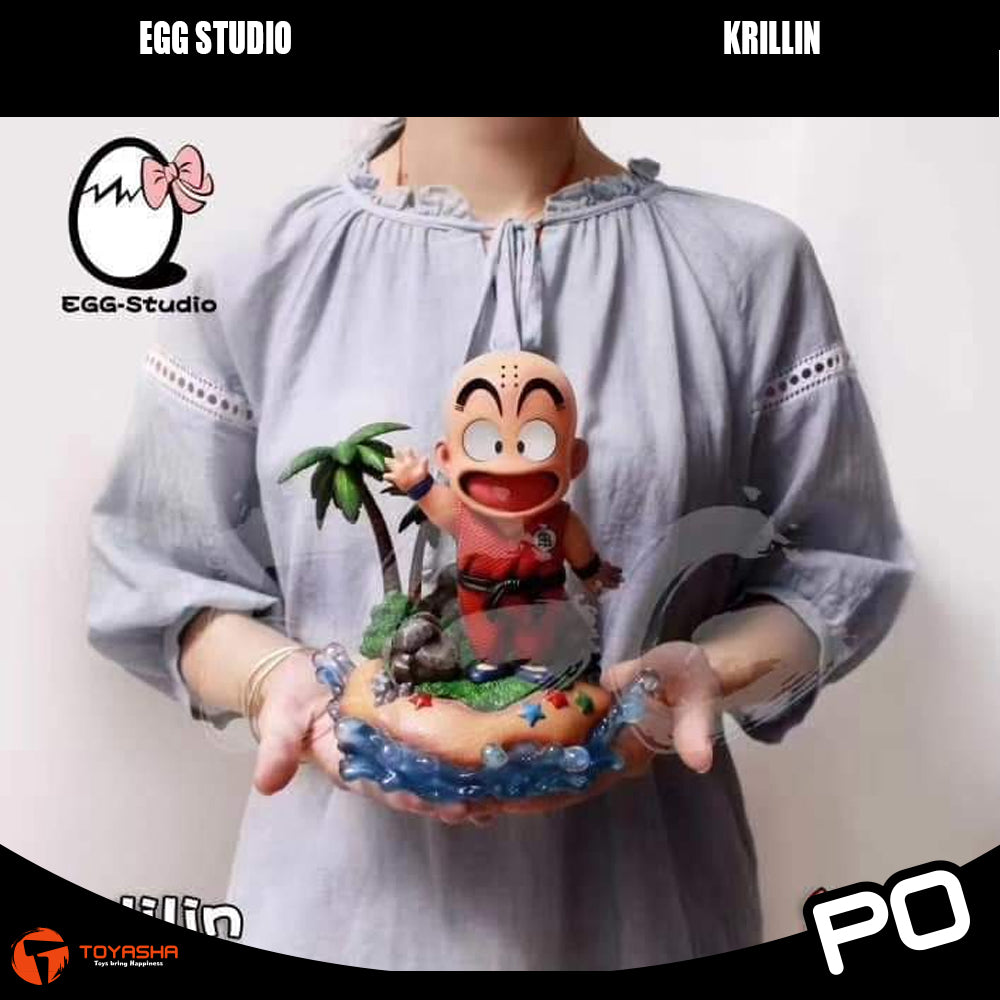 Egg Studio - Krillin - Red Version