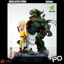 Load image into Gallery viewer, Green Lotus - Saitama (One Punch Man)