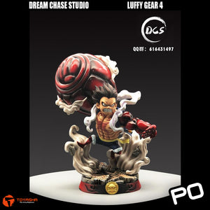 Dream Chase Studio - Luffy Gear 4 SD
