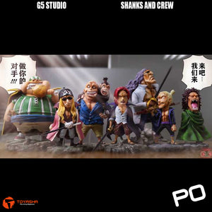 G5 Studio - Shanks and Crew