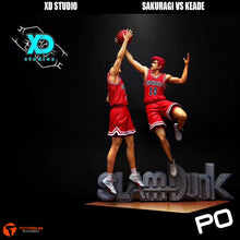 Load image into Gallery viewer, XD Studio - Sakuragi vs Keade ( Slamdunk )