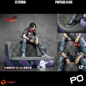 IZ Studio - Portgas D Ace