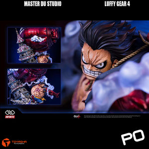 Infinite Studio - Luffy Gear 4