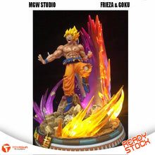 Load image into Gallery viewer, MGW Studio - Frieza and Goku