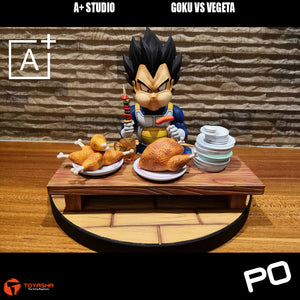 A+ Studio - Food War
