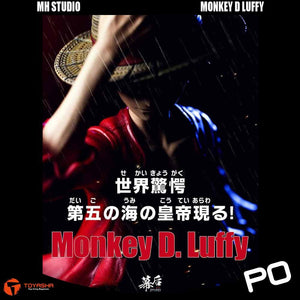 MH Studio - 1/4 Scale Monkey D Luffy