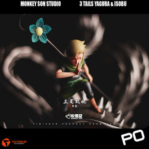 Monkey Son Studio - Three-Tails Yagura & Isobu
