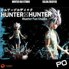Load image into Gallery viewer, Hunter Fan - Killua Zoldyck