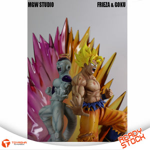 MGW Studio - Frieza and Goku