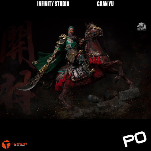 Infinity Studio - Guan Yu Elite Version