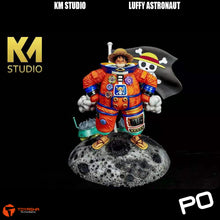 Load image into Gallery viewer, KM Studio - Luffy as Astronaut ( Two Versions )