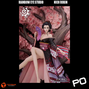Rainbow Eye Studio - Nico Robin