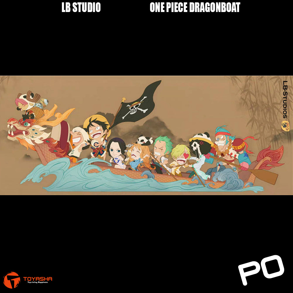 LB Studio - One Piece Dragonboat