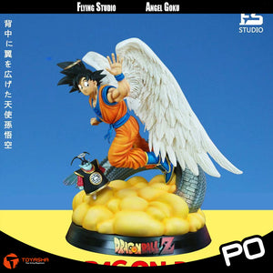Flying Studio - Angel Goku ( Two Versions )