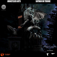 Load image into Gallery viewer, Avaultelier Arts - Batman On Throne