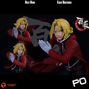 Best Hero - Full Metal Alchemist Elric Brothers