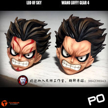 Load image into Gallery viewer, Leo Of Sky - Wano Luffy Gear 4 ( Two Scale and Two Colors )