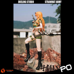 Dueling Studio - Strawhat Army 1/8 Scale