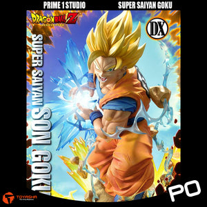 Prime 1 - Super Saiyan Son Goku ( Two Versions )