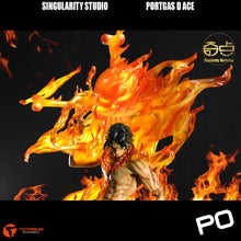 Load image into Gallery viewer, Singularity Studio - Portgas D Ace