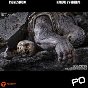 Tsume Studio - Gears of War : Marcus vs General