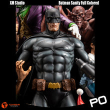 Load image into Gallery viewer, XM Studio - Batman Sanity by David Finch (Colored version)