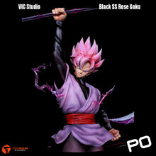 Load image into Gallery viewer, VIC Studio - Son Goku Black SS Rose