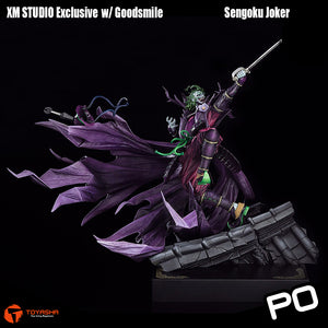 XM Studio - 1/6 Scale Sengoku Joker Goodsmile ( Exclusive )
