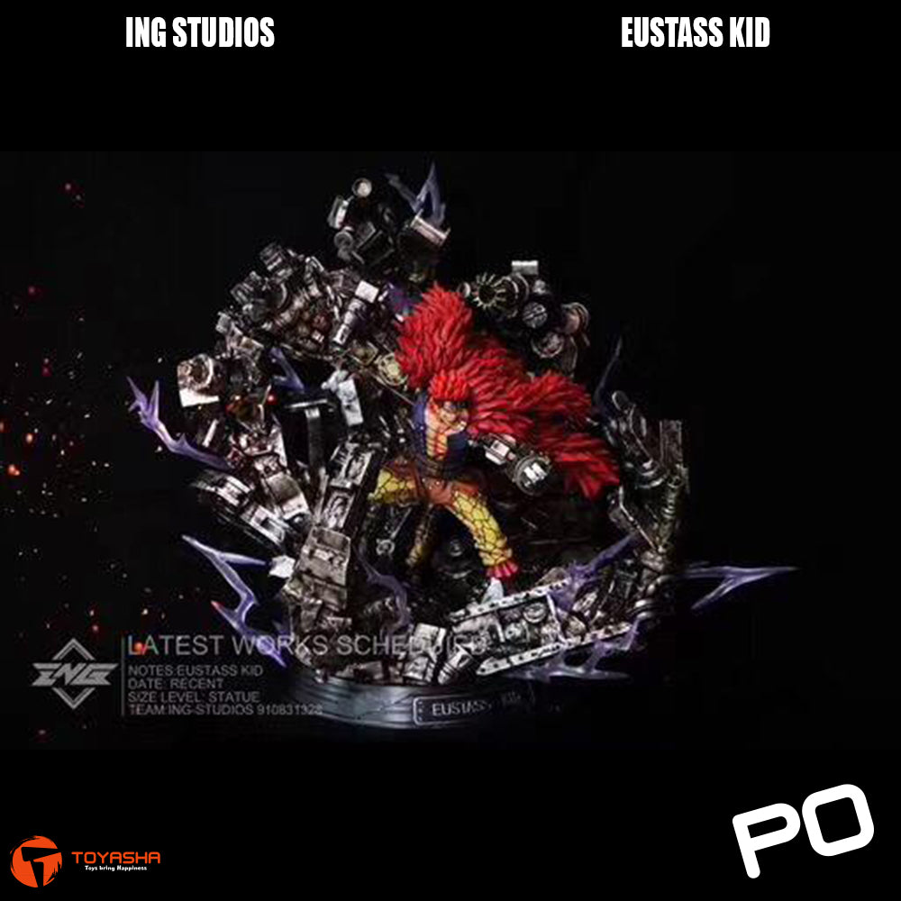 ING Studio - Eustass Kid